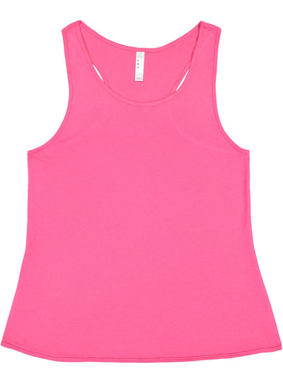 LAT 3521 LADIES RELAXED RACERBACK TANK