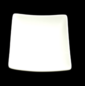 Ceramic Square Bowl 4.75""
