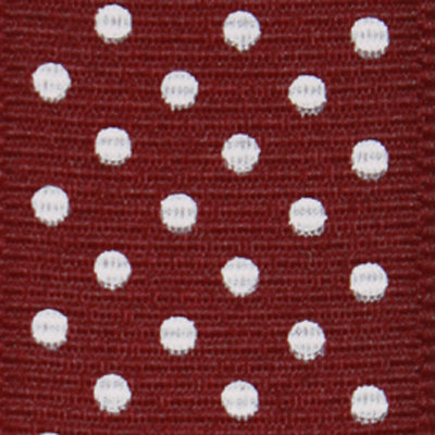"5/8"" Swiss Dots Novelty Ribbon"