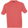 Tultex 202 100% Cotton Adult Coral / X-Small Blank Apparel