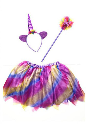 Unicorn Dress Up Set