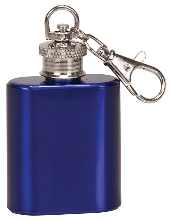 1 oz. Gloss Flask Keychain