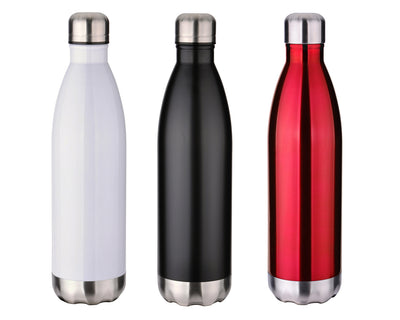 26 oz Stainless Steel Bottle - Hot , Cold