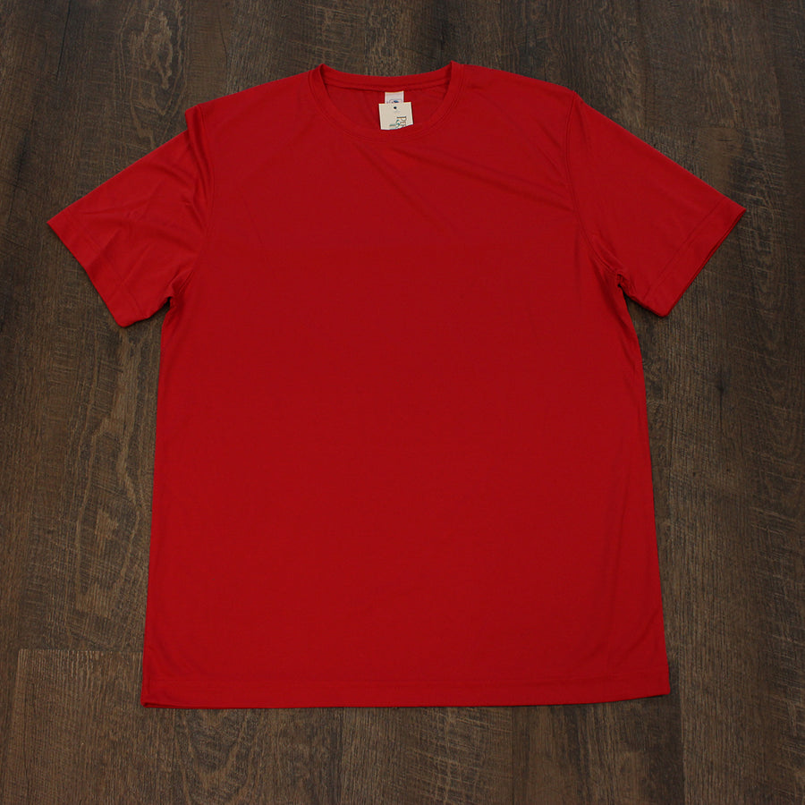 Adult Short Sleeve Performance Tee