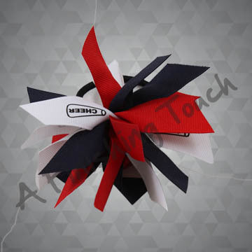 Spiked Cheer Bow
