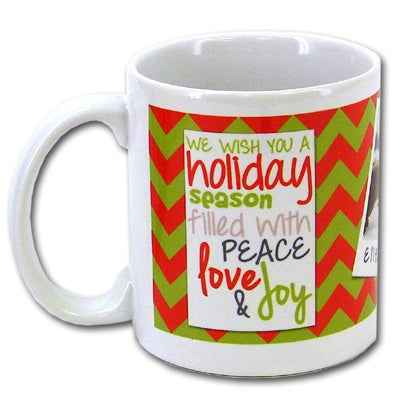 Sublimation Mug 11 oz w/Box