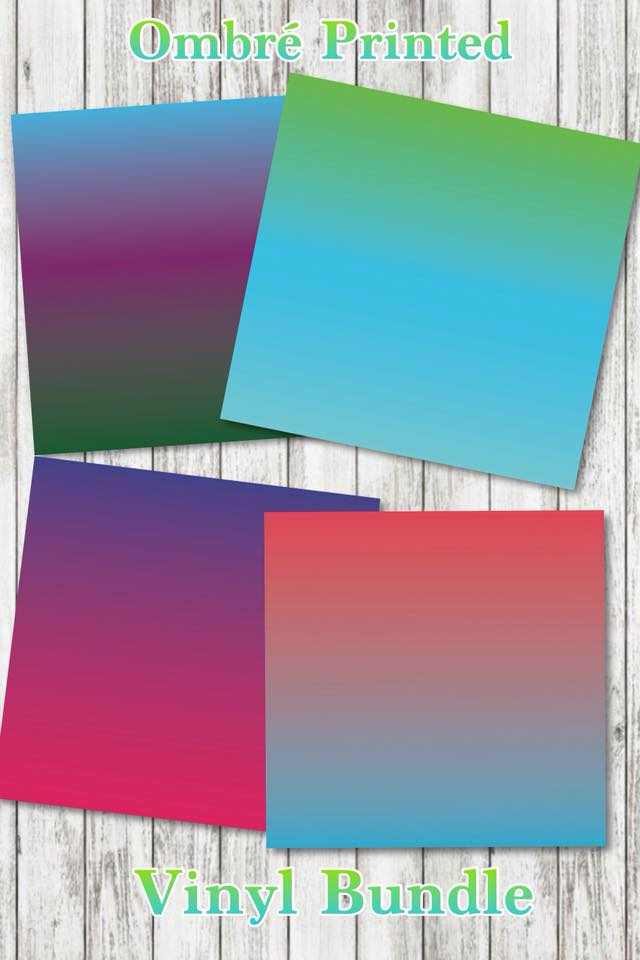 ADH-Printed Adhesive-Ombre #1-Bundle