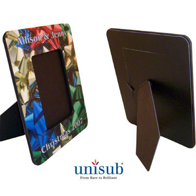 Sublimation 4 x 6 Picture Frame