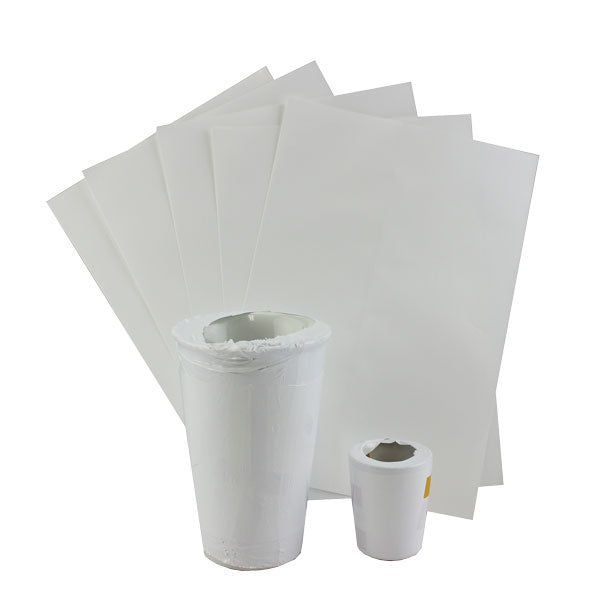 "Sublimation Shrink Wrap Film- 6.875"" X 9.8125"