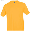 Tultex 202 100% Cotton Adult Sunshine / X-Small Blank Apparel