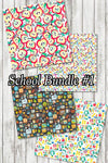 ADH-Printed Adhesive-School #1-Bundle