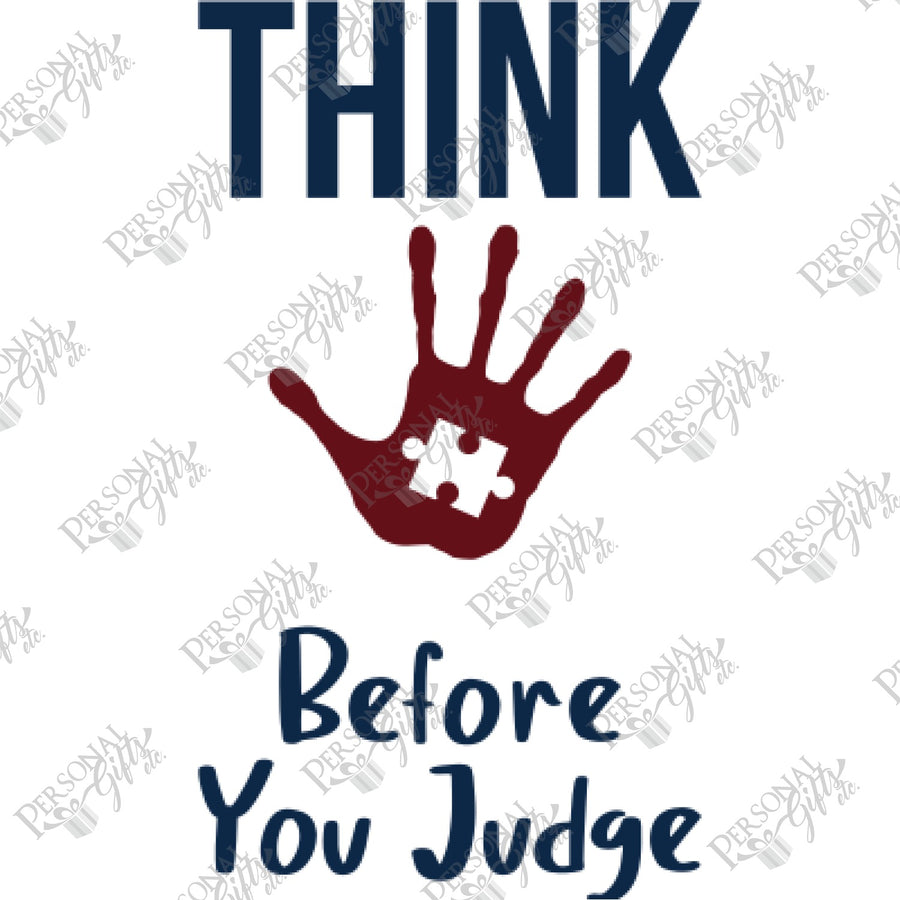 SUB- Think Before You Judge