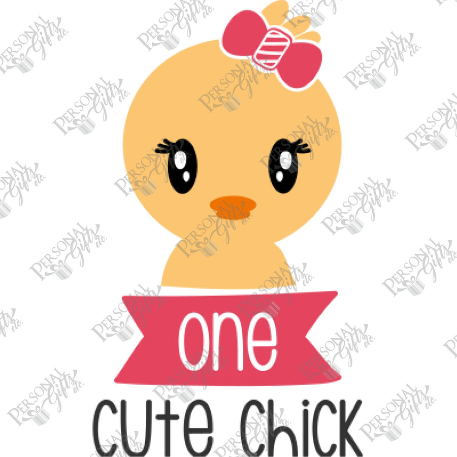 SUB- One Cute Chick