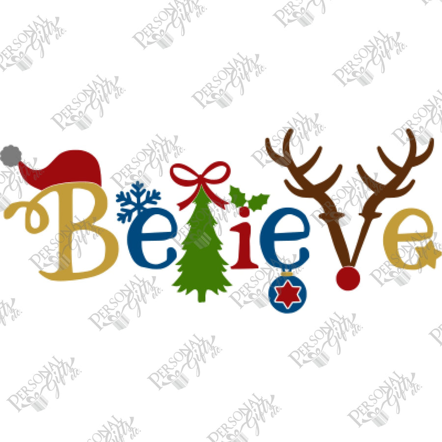 SUB- Christmas Believe