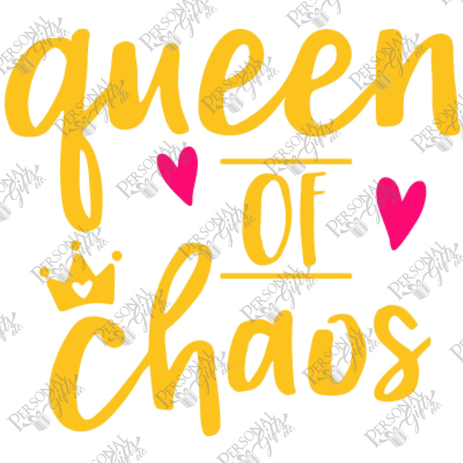 SUB- Queen of Chaos