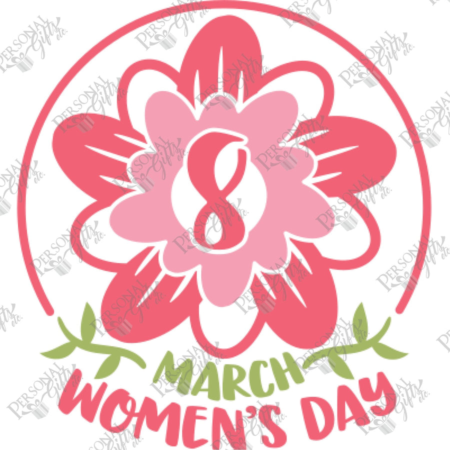 SUB- March 8th Women's Day 2