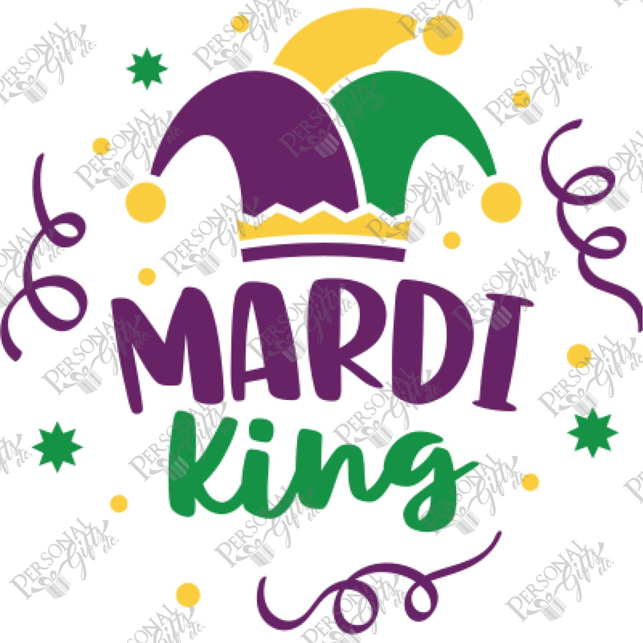 SUB- Mardi King