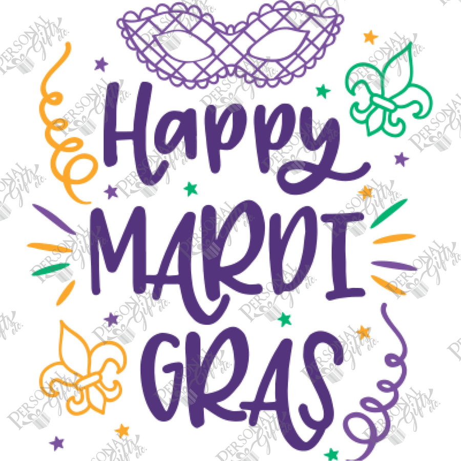 SUB- Happy Mardi Gras