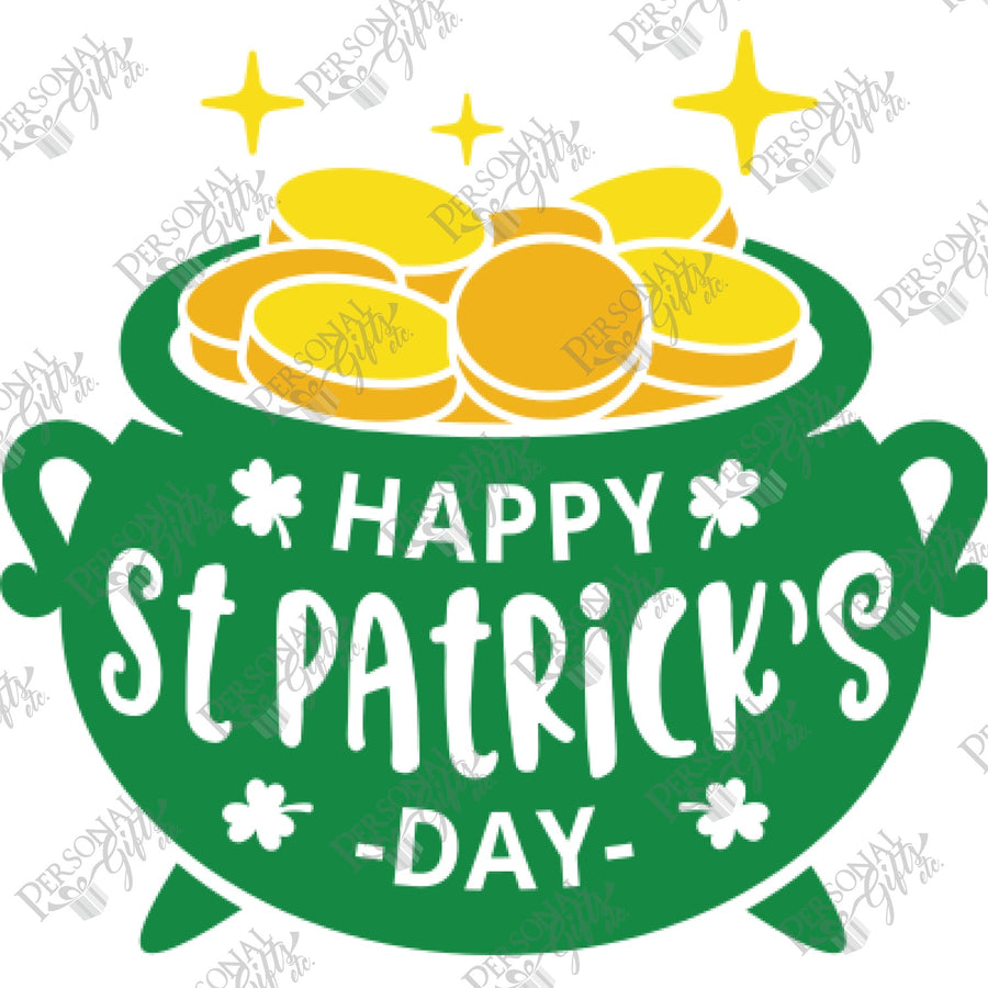 SUB- Happy St. Patrick's Day 6