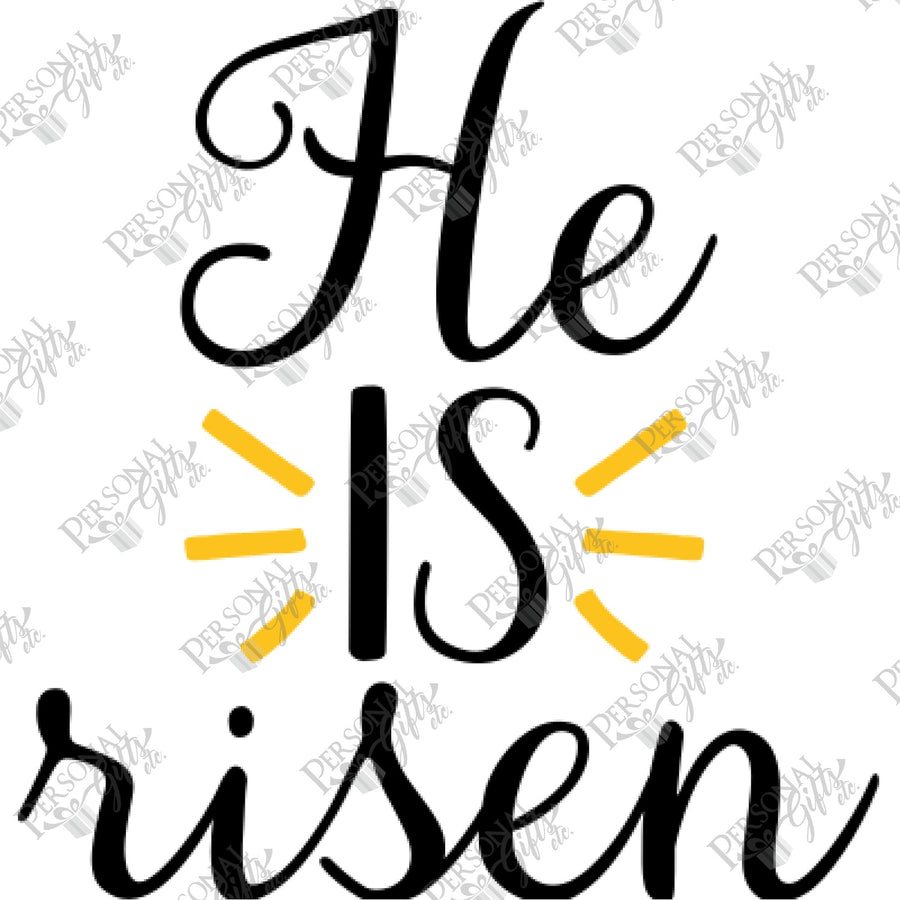 SUB- He Is Risen