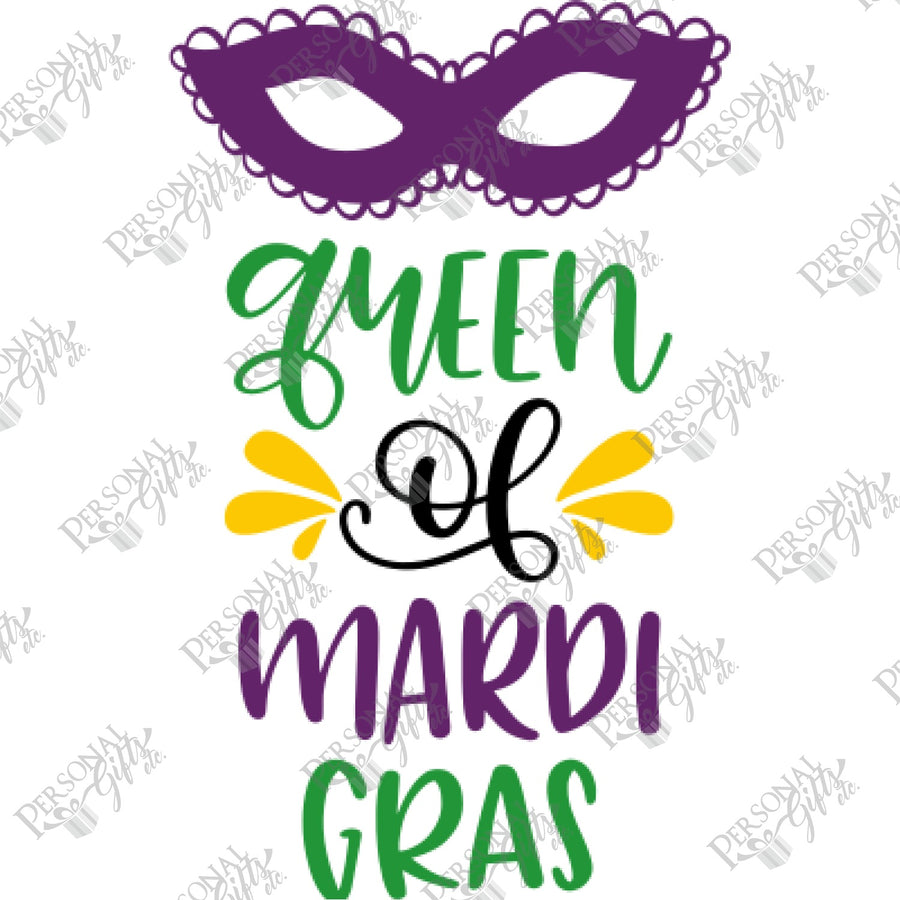 SUB- Queen of Mardi Gras