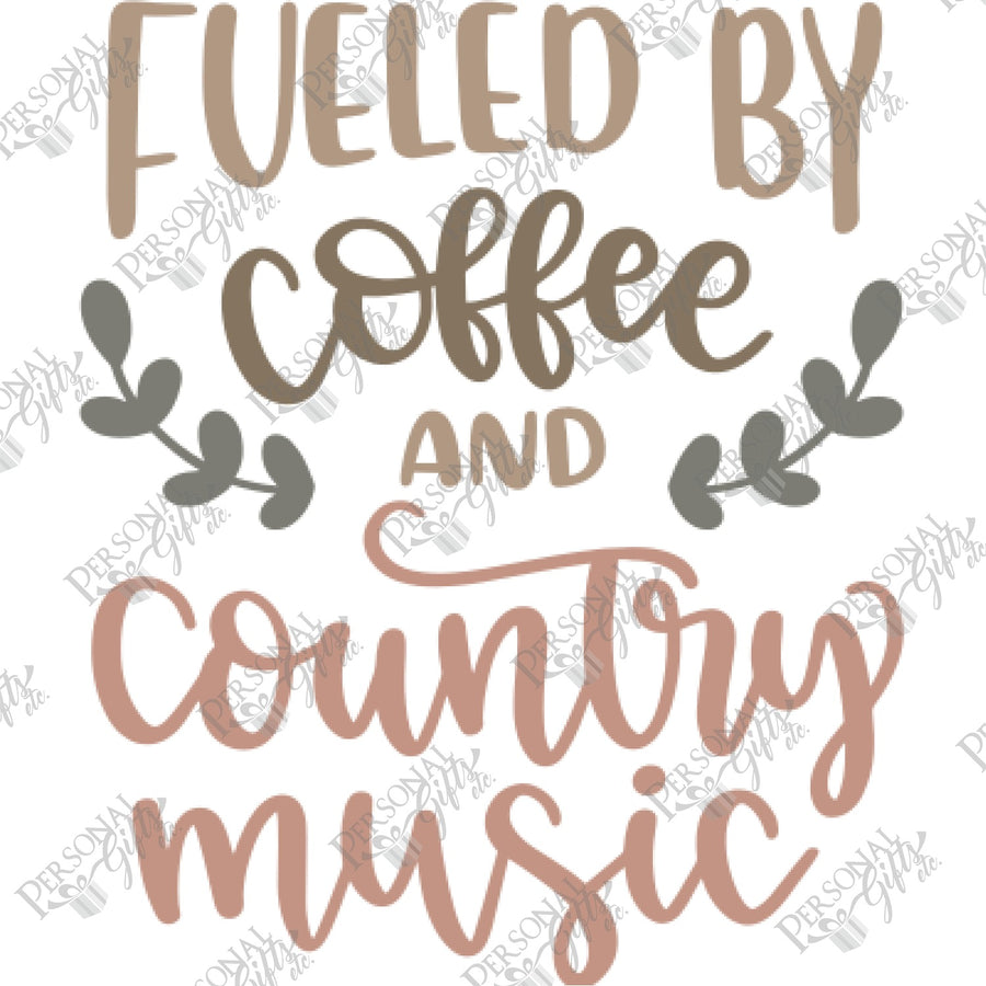 SUB- Coffee & Country Music