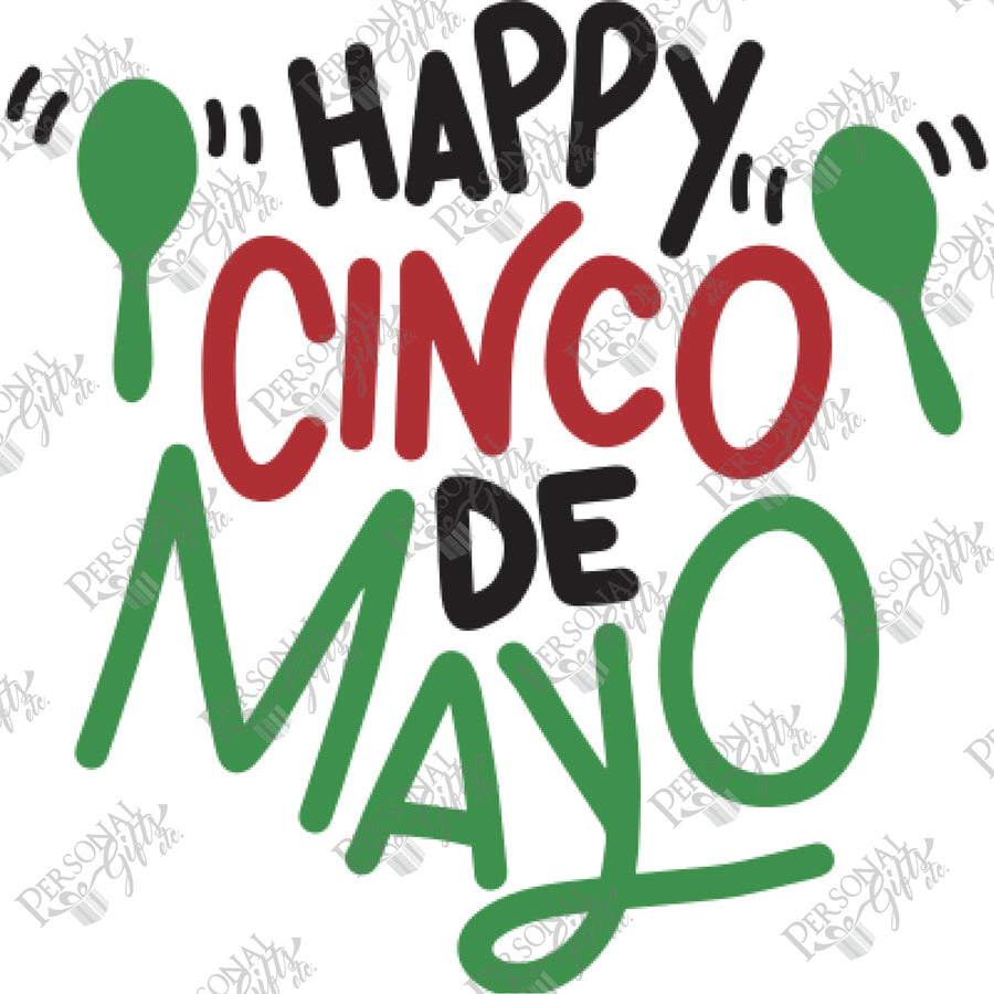 SUB- Happy Cinco de Mayo