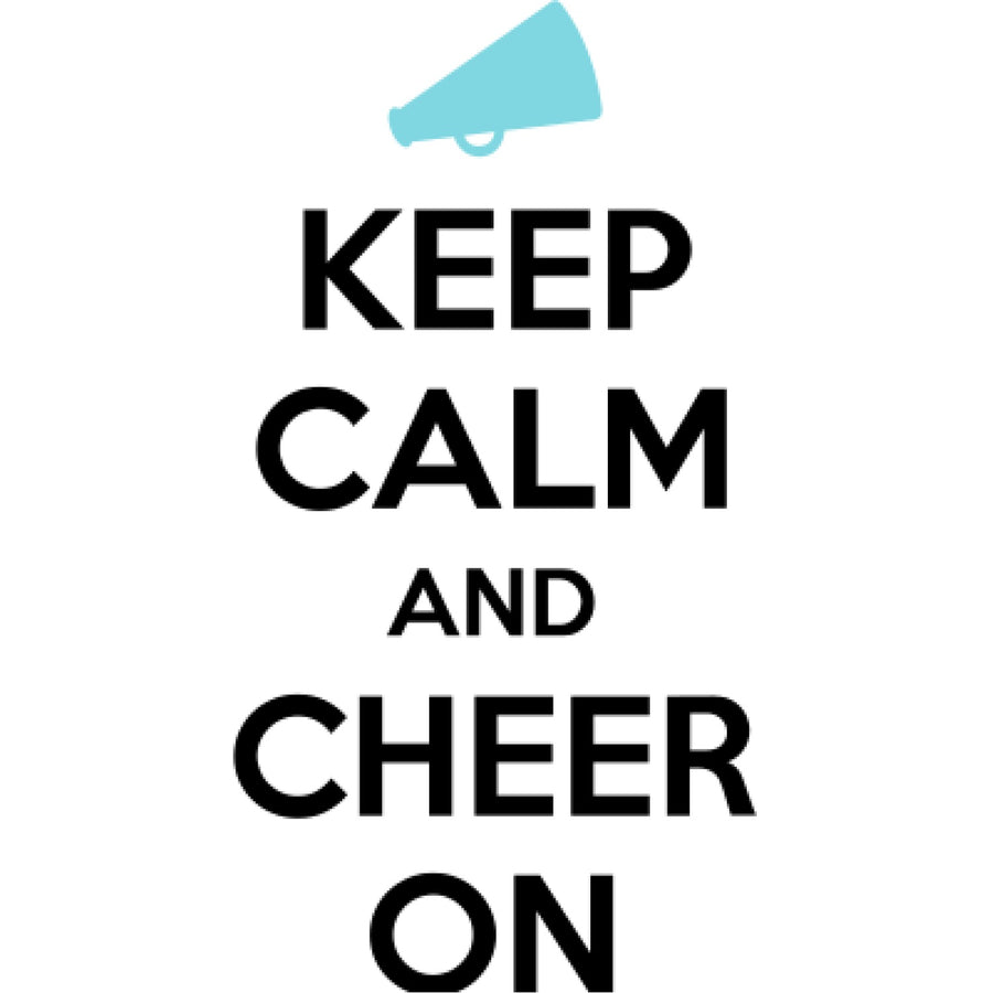 SUB- Keep Calm & Cheer On