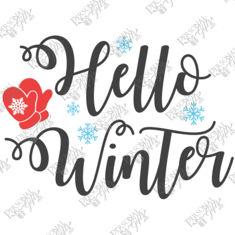 SUB- Hello Winter