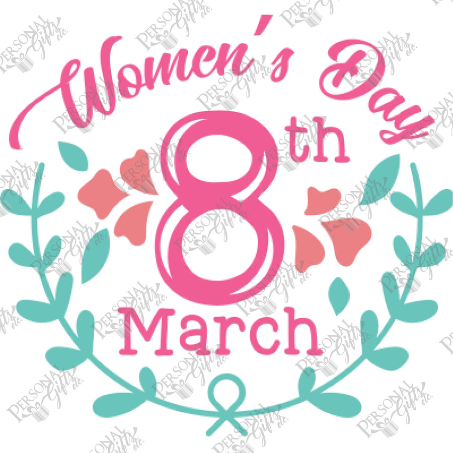 SUB- Women's Day March 8th