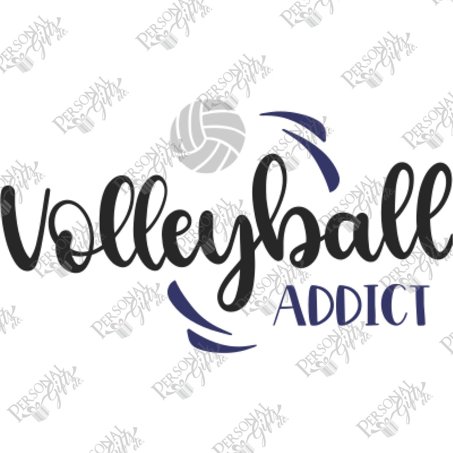 SUB- Volleyball Addict