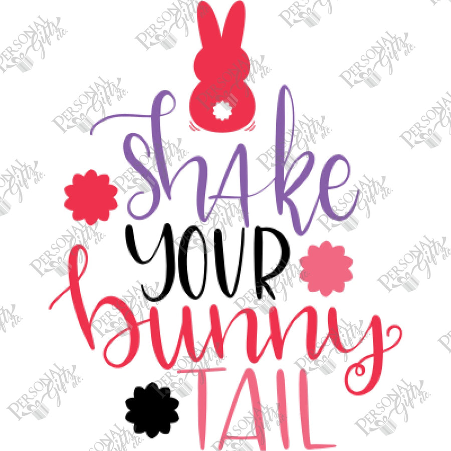 SUB- Shake Your Bunny Tail