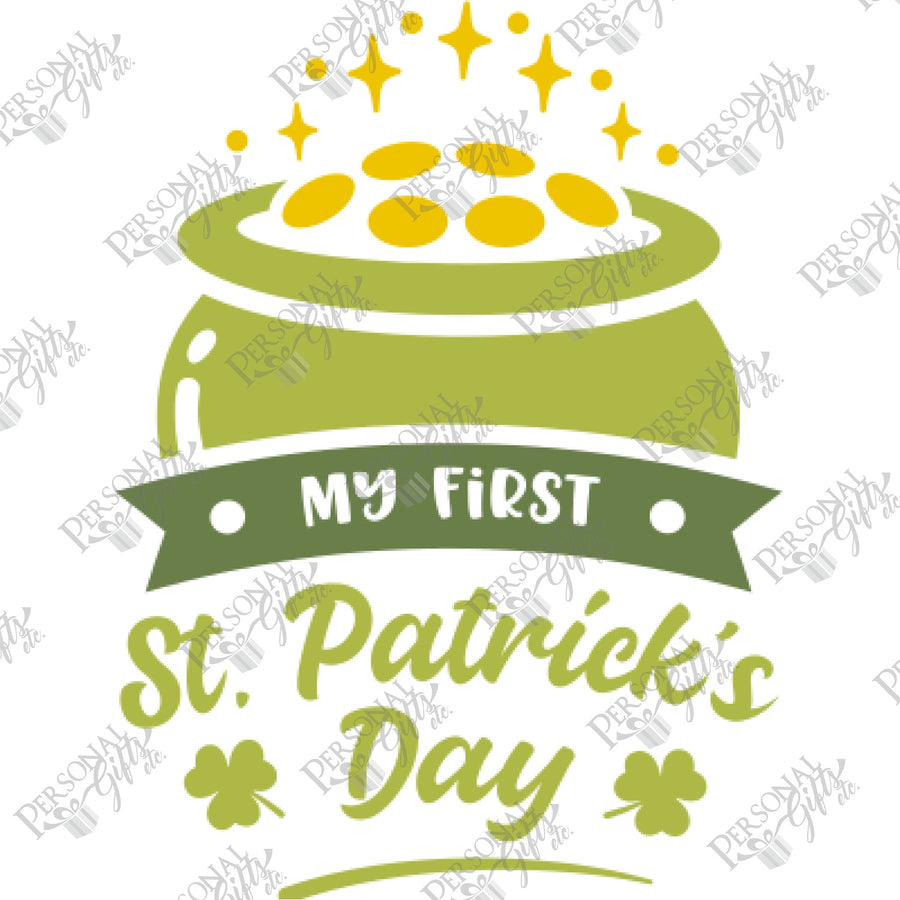 SUB- My First St. Patrick's Day 3