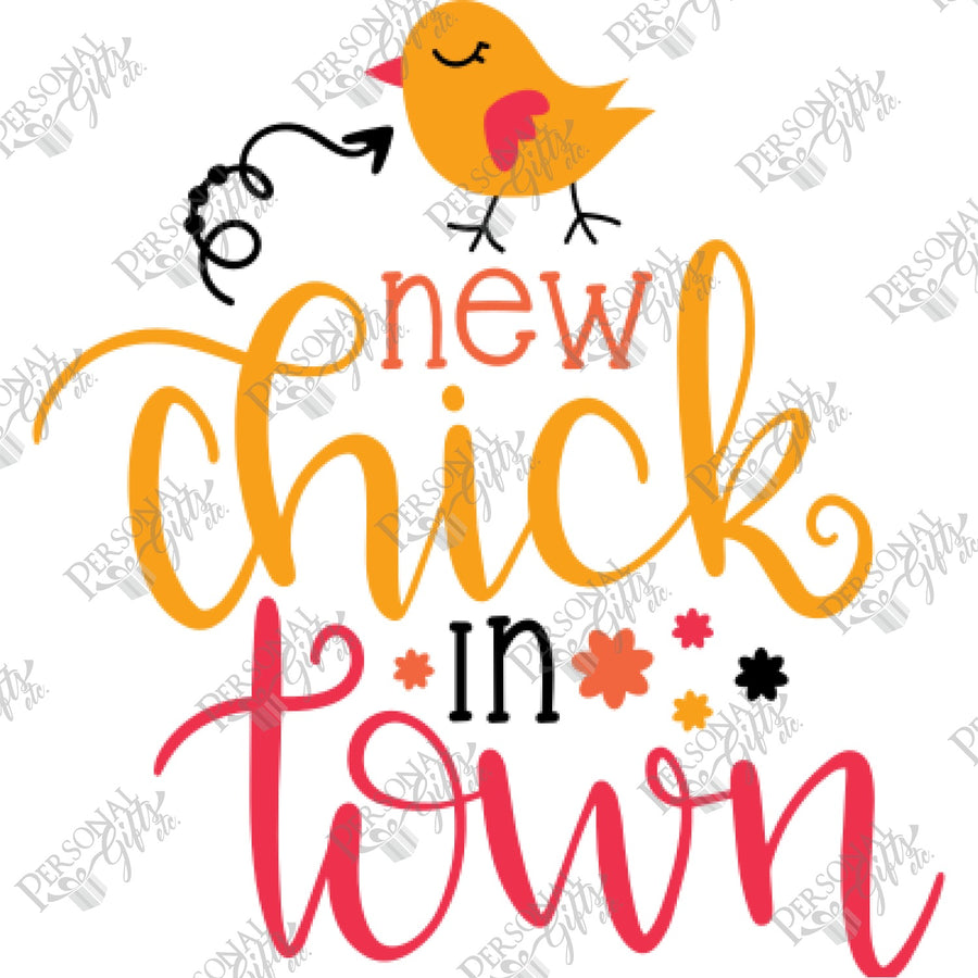 SUB- New Chick In Town