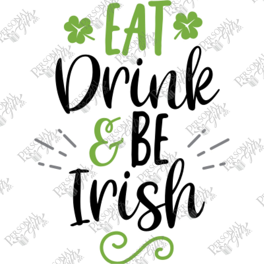 SUB- Eat, Drink, & Be Irish 3