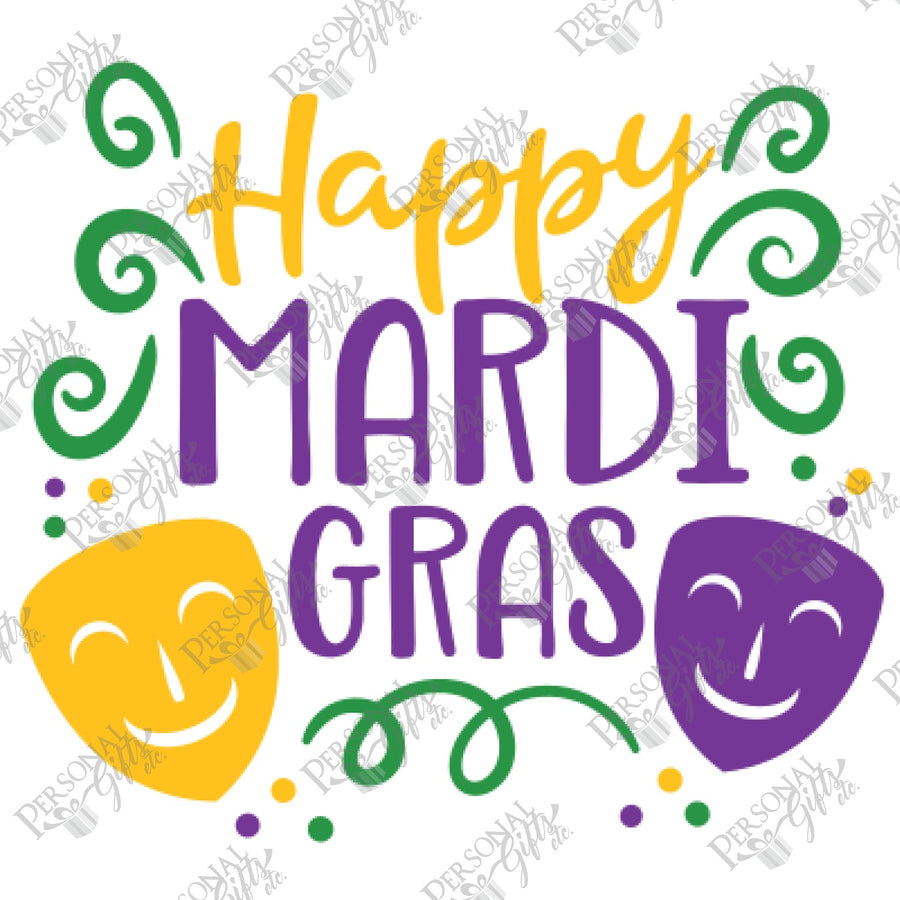 SUB- Happy Mardi Gras 2