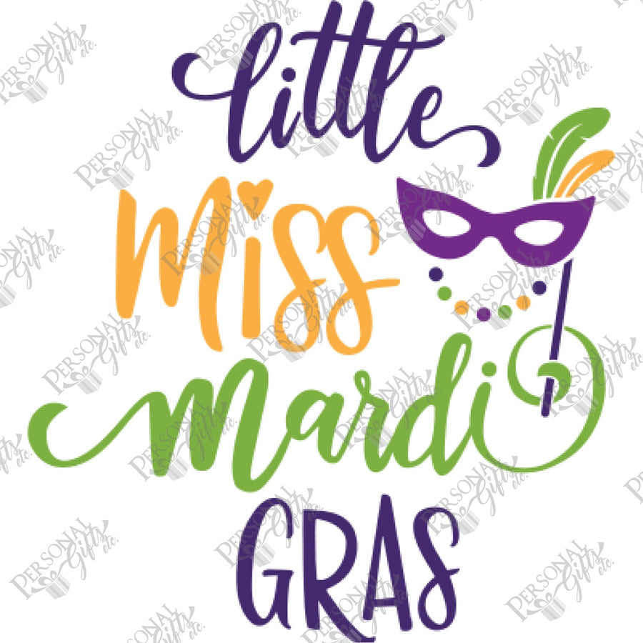 SUB- Little Miss Mardi Gras