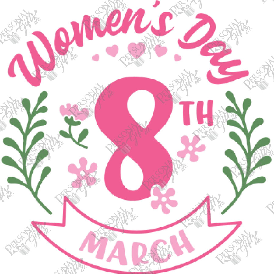 SUB- Women's Day March 8th 2