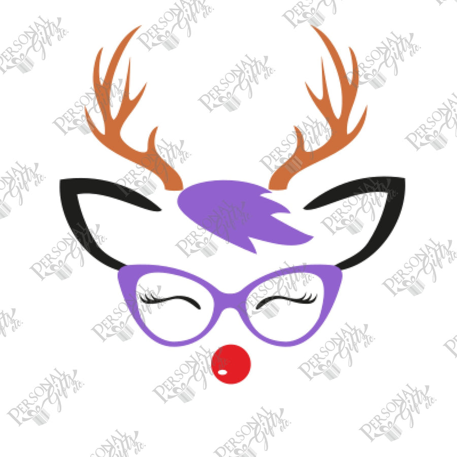 SUB- Reindeer Glasses