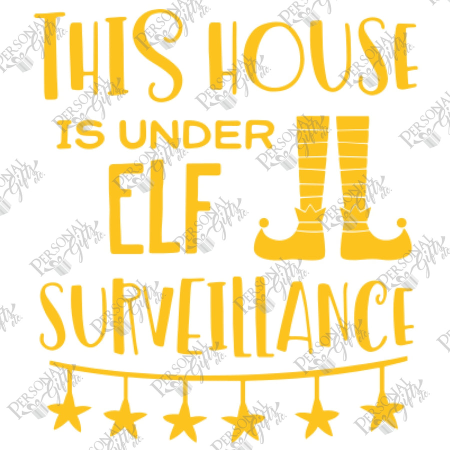 SUB- Under Elf Surveillance