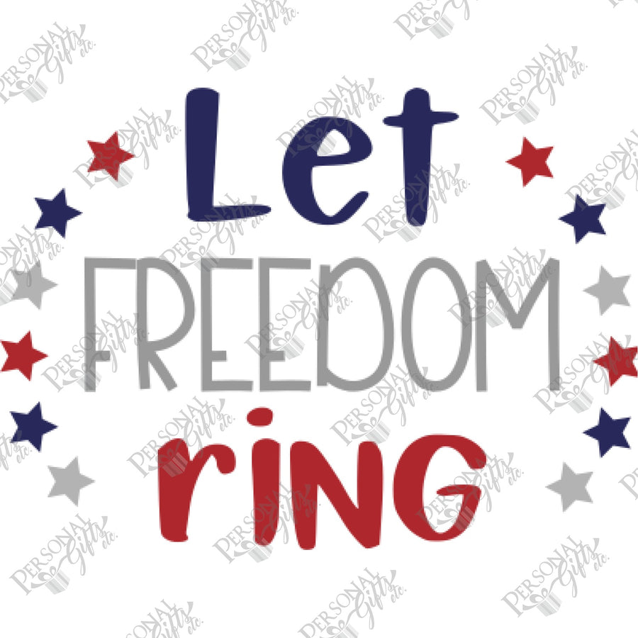SUB- Let Freedom Ring