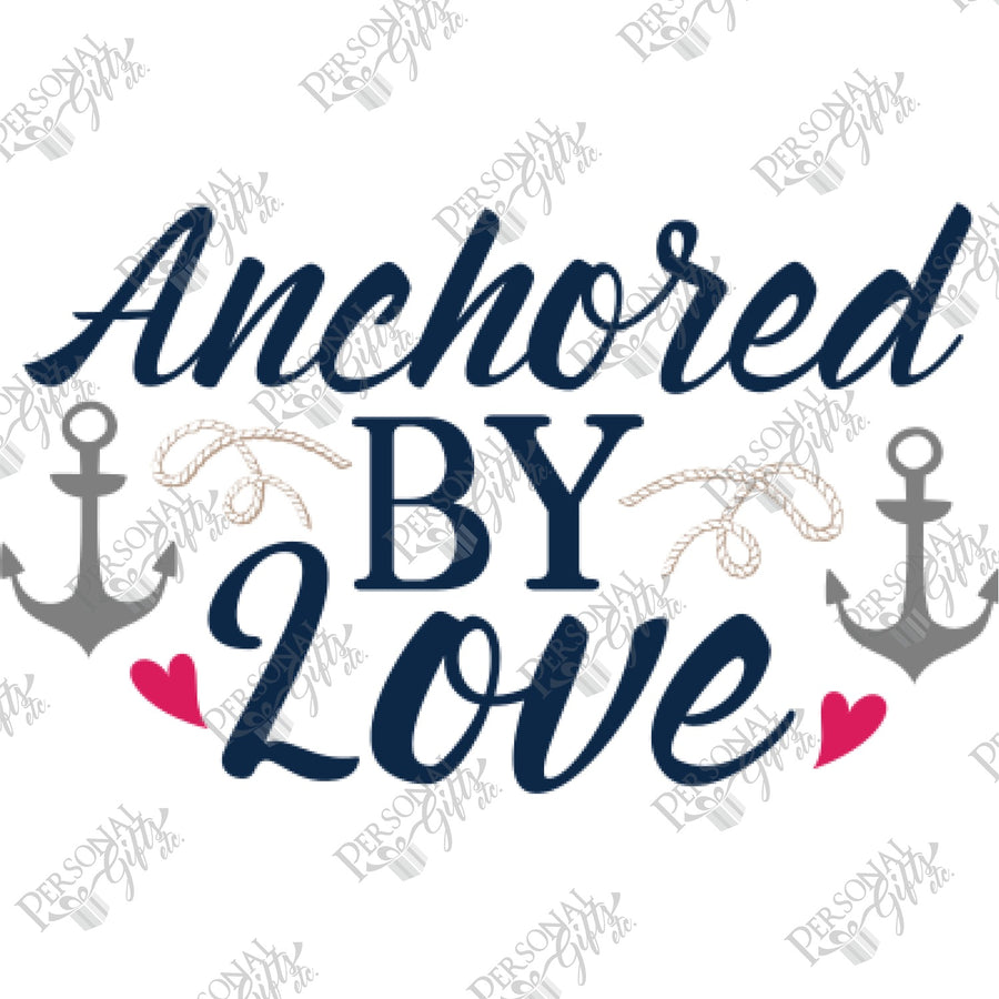 SUB- Anchored By Love
