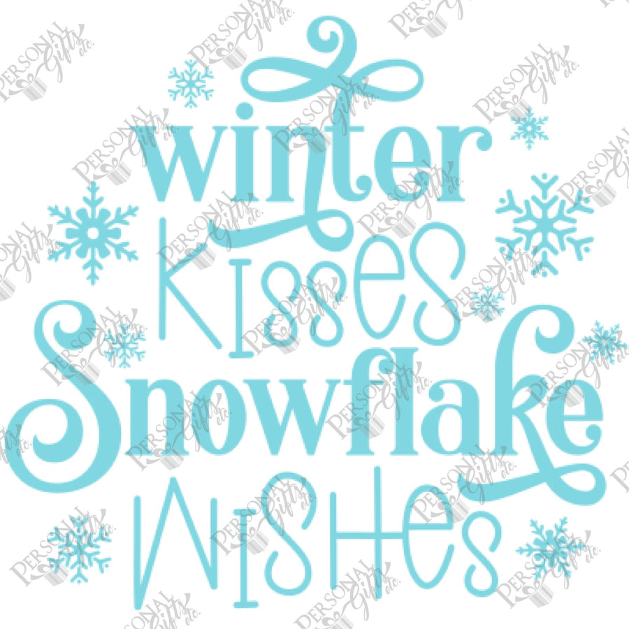 SUB- Winter Kisses, Snowflake Wishes