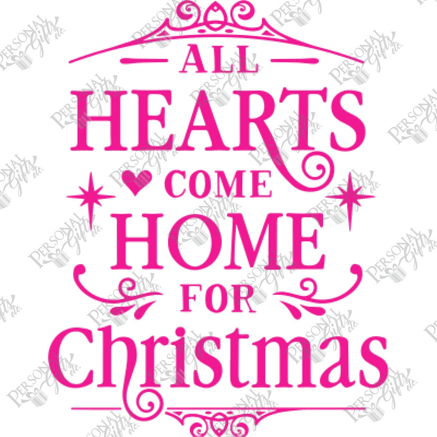 SUB- All Hearts Come Home for Christmas