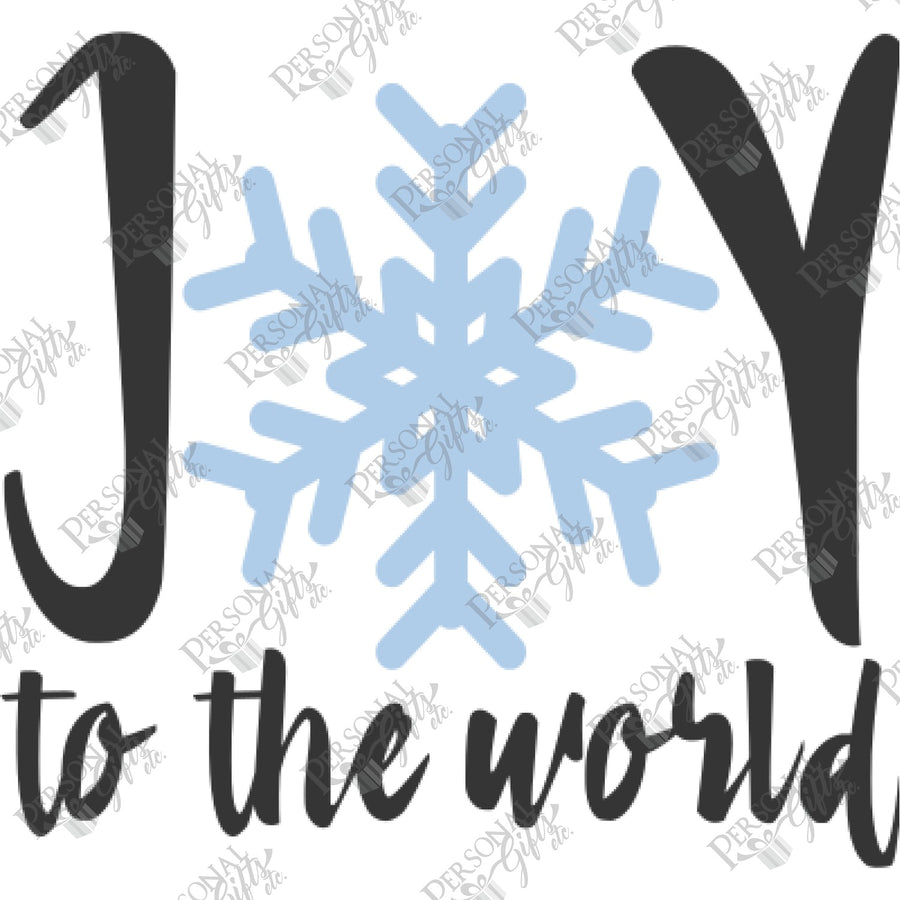 SUB- Joy to the World