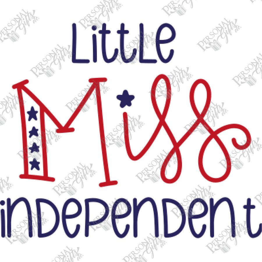 SUB- Little Miss Independent