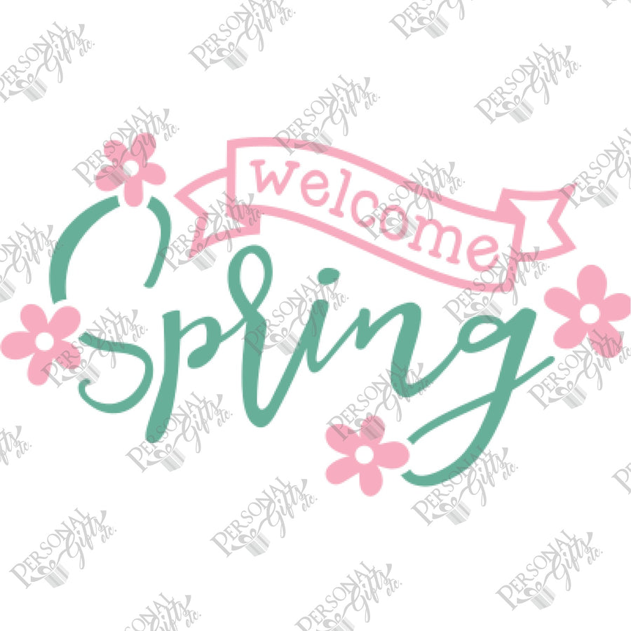 SUB- Welcome Spring