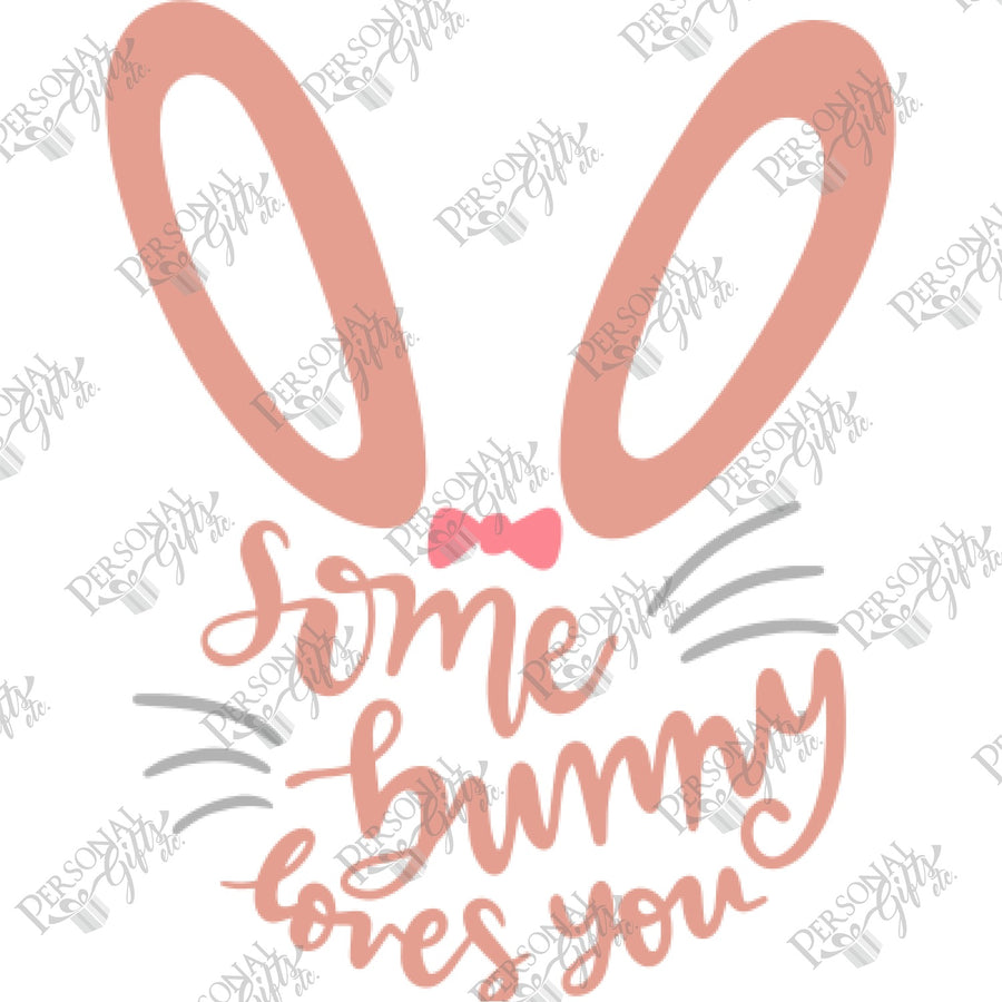 SUB- Some Bunny Loves You