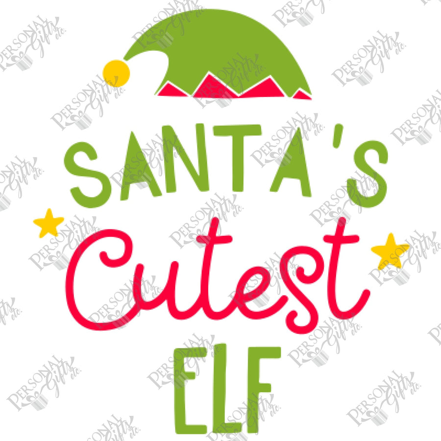 SUB- Santa's Cutest Elf