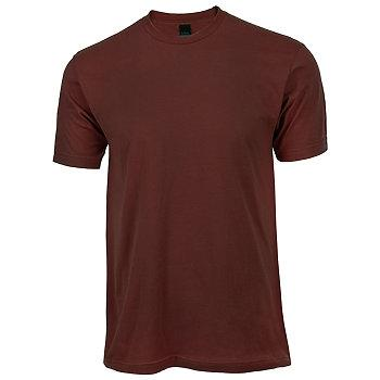 Tultex 202 100% Cotton Adult Burgundy / X-Small Blank Apparel